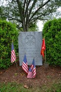 Image for Northbridge Firefighters Memorial - Whitinsville MA