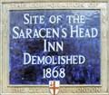 Image for Saracen's Head Inn - Snow Hill, London, UK