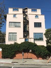 Catholic Charities Building Front, San Francisco, California