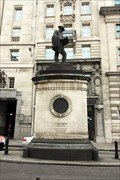 Image for Statue of James Henry Greathead - Cornhill, London, UK