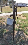 Image for El Adobe de Los Robles Rancho Hand Pump