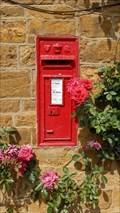 Image for Victorian Wall Post Box - Brockhall - Northamptonshire - UK