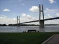 Image for Quincy Bayview Bridge, Quincy, Illinois.