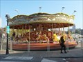 Image for Albert Dock Carousel - Liverpool, Merseyside, England, UK.
