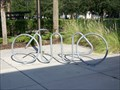 Image for North Greenwood Library Bike Rack - Clearwater, FL