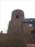 Image for Tower of Burg Hengebach - Heimbach - NRW / Germany