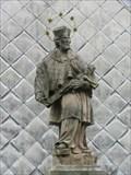 Image for St. John of Nepomuk // sv. Jan Nepomucký - Žamberk, Czech Republic