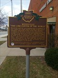 "Image for Maumee and Western Reserve Turnpike / Woodville ""The Lime Center of the World"" : Marker #6-72"