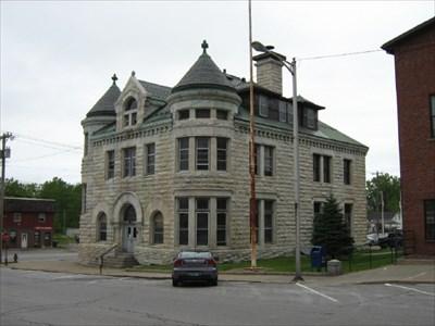 Old Vermont District Court Building - St  Albans, Vermont