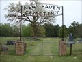 Image for New Haven Cemetery - Clarksville, TX
