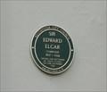 Image for Sir Edward Elgar -- Abbey Road Studios, Westminster,  London, UK
