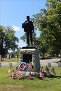 Image for Civil War Memorial, Fairview Cemetery - Boston, MA