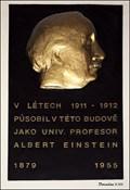 Image for PHYSICS: Albert Einstein 1921 - Prague, CZECH REPUBLIC