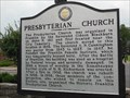 Image for Presbyterian Church - Williamson County Historical Society