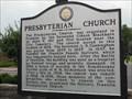 Image for Presbyterian Church - Williamson County Historical Society
