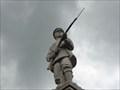 Image for World War I Memorial Soldier - Belton, UK