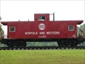 Image for Norfolk & Western Caboose - Salem, Virginia