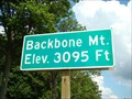 Image for Backbone Mountain - Garrett County, MD