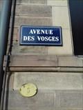 Image for 'Avenue des Vosges' -  Regional Edition 'Strasbourg' - Strasbourg/France/Alcace