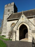 Image for St Hilary - Medieval Church - Vale of Glamorgan, Wales.