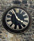 Image for St Teilo's Church Clock - Bishopston, Gower, Wales.
