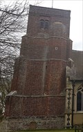 Image for Bell Tower - All Saints - Ashbocking, Suffolk