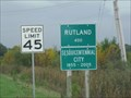 Image for Rutland, Illinois.  USA.
