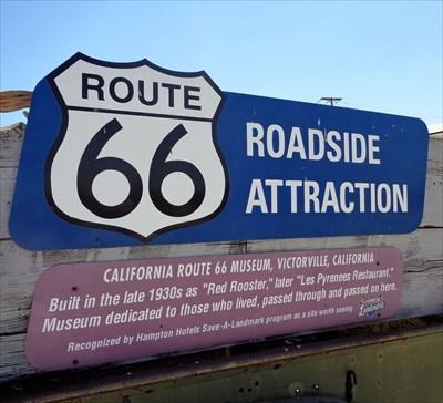California Route 66 Museum