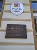 Image for Jiri Pistora Memorial - Stefanikova street - Pardubice - Czech Republic