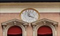 Image for Clock at the Palazzo d'Accursio - Bologna - ER - Italy