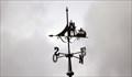 Image for craft roofer weathervane