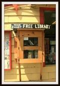 Image for Van Zandt Free Library — Van Zandt, WA
