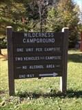 Image for Fox Ridge Wilderness Campground, Charleston, Illinois