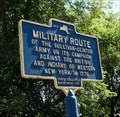 Image for Military Route - Elmira, NY