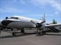 Image for Convair VC-131D Samaritan - AMC, McClellan, CA