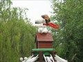 Image for Snoopy flies at Cedar Point