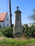 Image for Christian Cross - Belbozice, Czech Republic