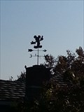 Image for Mickey Mouse Weathervane - San Jose, CA