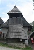 Image for Drevená zvonica - Wooden Bell Tower (Vlkolínec, SK)