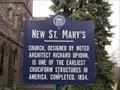 Image for Burlington - St. Mary's Church