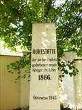 Image for 1866 Austro-Prussian War Memorial - Kromeriz, Czech Republic