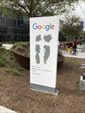 """Image for Googleplex """"You are here"""" - Mountain View, CA"""