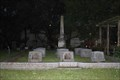Image for John & Matilda Kennedy -- St Vincent's Cemetery, Houston TX