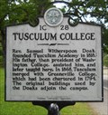 Image for Tusculum College - 1C-28
