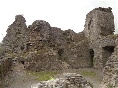 Castle Ruins - Newcastle Emlyn