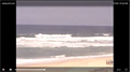 Image for Webcam Vue sur la plage Nord - Mimizan, France