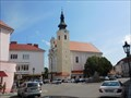 Image for Kostel Nanebevzetí Pany Marie - Kromeríž, CZ