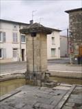 Image for Pompe à eau du Bief Chabot, Frontenay-Rohan-Rohan, France