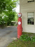 Image for Pre-visible Mobilgas Pump - Shelburne Falls, MA
