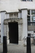 Image for Old Tothill Fields Bridewell Gate -- UK Supreme Court Building, Parliament Square, Westminster, UK